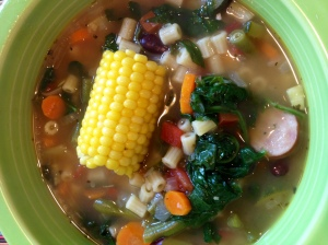 My Summer Minestrone
